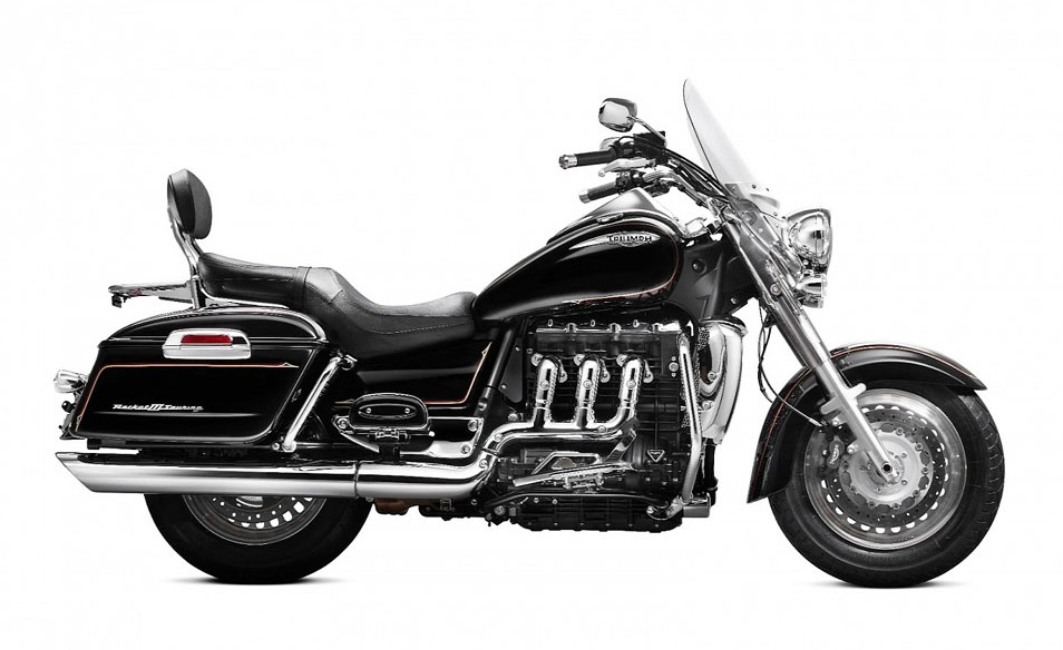 2013 Triumph Rocket III | muscleheaded (2/6)