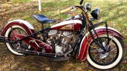 Indian Motorcycle The M 252 Scleheaded Blog