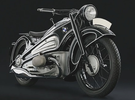 Motorcycle of the Week -- 1934 BMW R-7 Concept