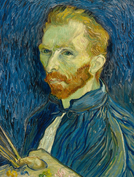 Vincent Van Gogh says