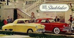 1948 Studebaker Foldout