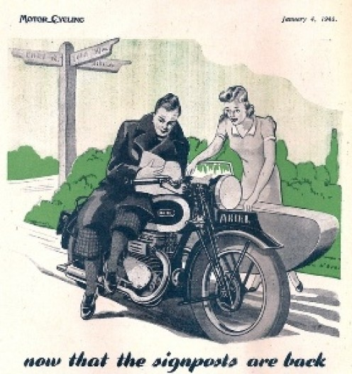 The Müscleheaded Blog: The Best Of Vintage British Motorcycles