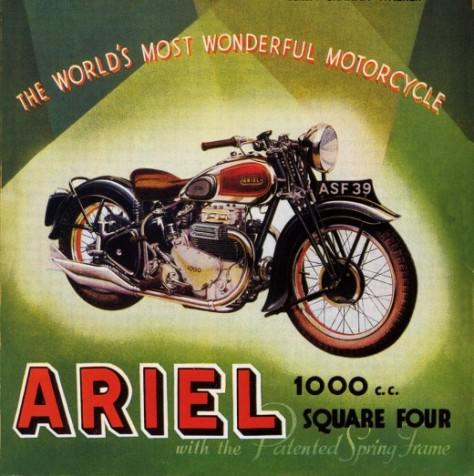 Ariel 1939