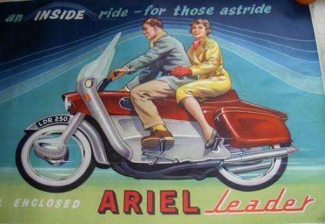 Ariel 250 Leader