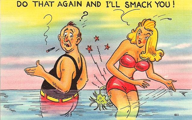 Vintage Cartoon Humor: | The Müscleheaded Blog: https://muscleheaded.wordpress.com/2013/12/11/vintage-cartoon-humor2