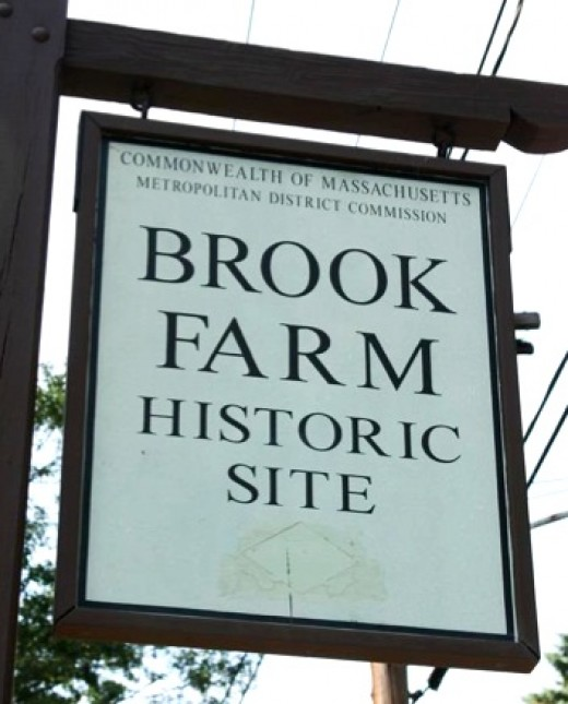 an examination of the brook farm experiment Found in a mass grave in brooks county, the bodies were buried  they need to  pull together experiments and the statistical analysis to be.
