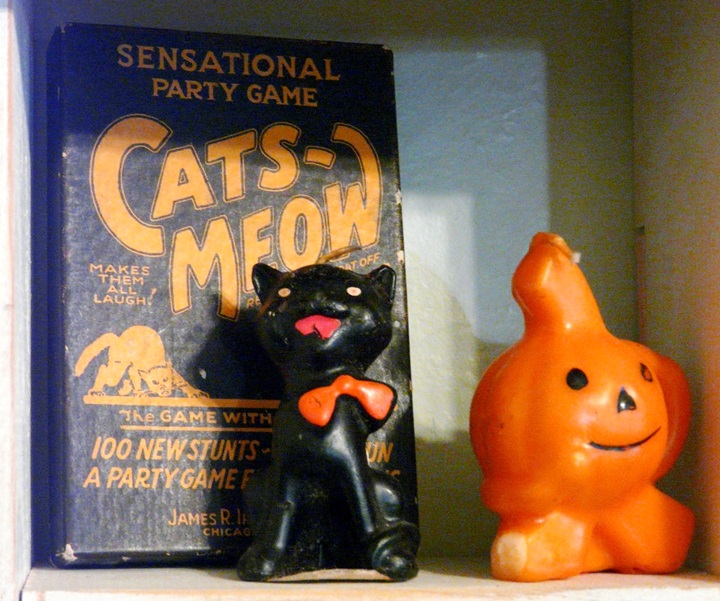 The Müscleheaded Blog: Halloween's The Cats Meow