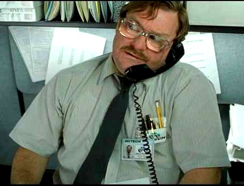 office space stapler guy images pictures becuo