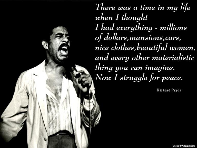 Richard Pryor Quotes