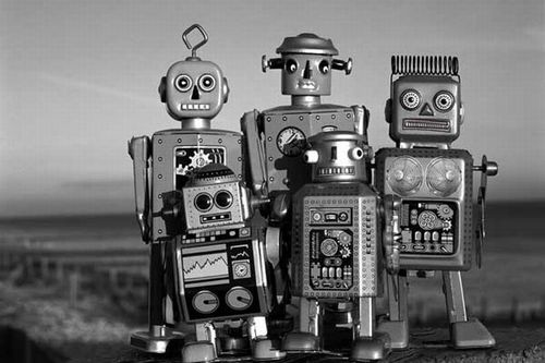 The Daily Robot: Meet the Family - 508 x 700 jpeg 54kB