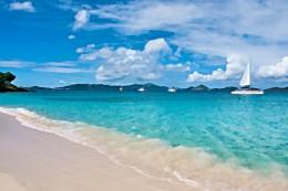 Honeymoon Bay, St. John