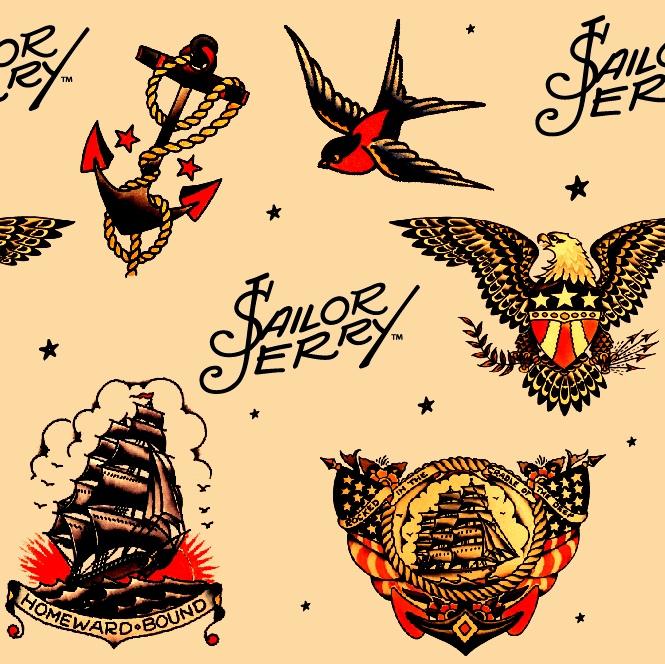 the art of sailor jerry the müscleheaded blog