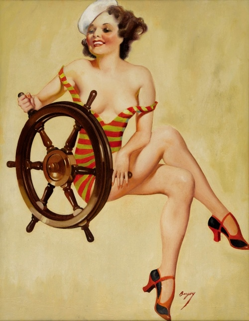 girl-vintage-pin-up-sailor