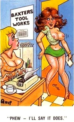 blog Adult comic