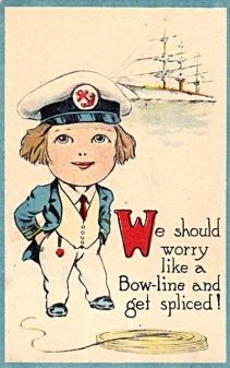 Image result for postcard Navy vintage