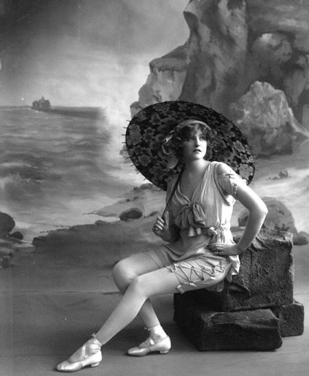 The Müscleheaded Blog: The Daily Retro: Gabrielle Ray – 1907