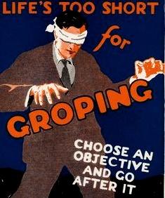 agroping