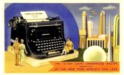 katie typewriter