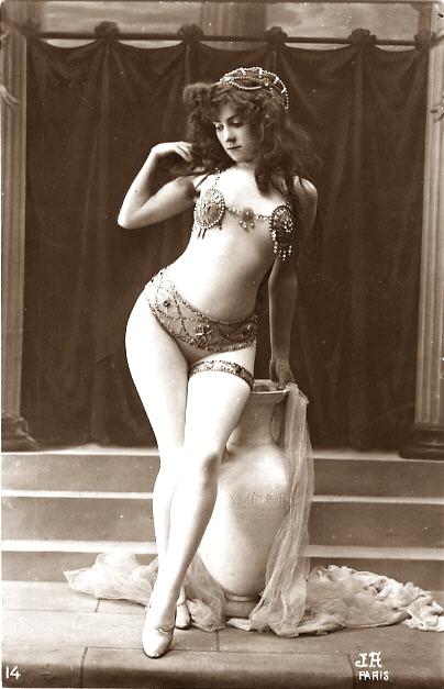 Vintage erotica anno 1920 6