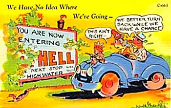 Image result for funny lost vintage postcard