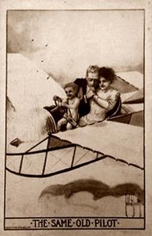 Image result for postcard airplane humor