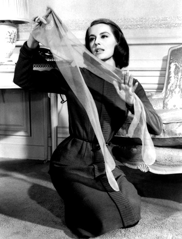 SILK STOCKINGS, Cyd Charisse, 1957