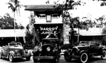 Undated: Parrot Jungle.