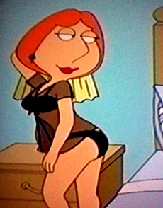 With lois griffin sexy opinion you