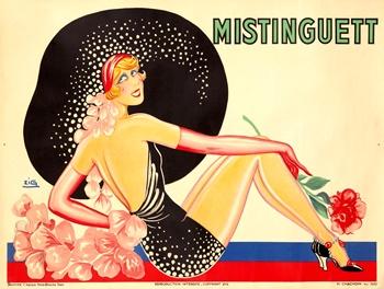 mistinguett1932