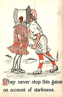 Image result for baseball love vintage postcard